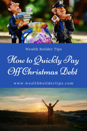 Christmas Credit Card Debt – How to Pay it Off Quick?