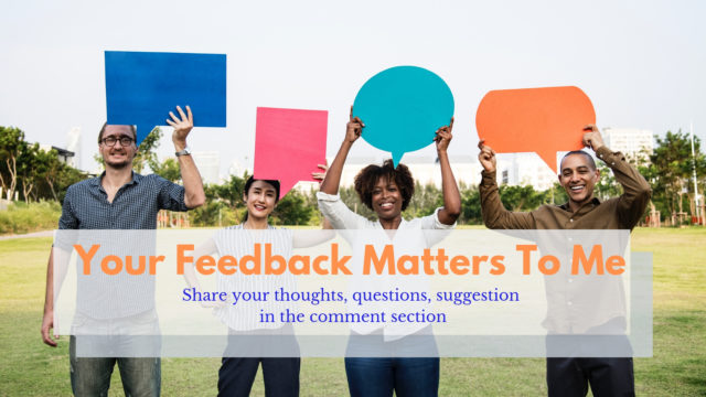 Your-Feedback-Matters-To-Me