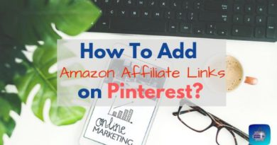 How To Add Amazon Affiliate Link