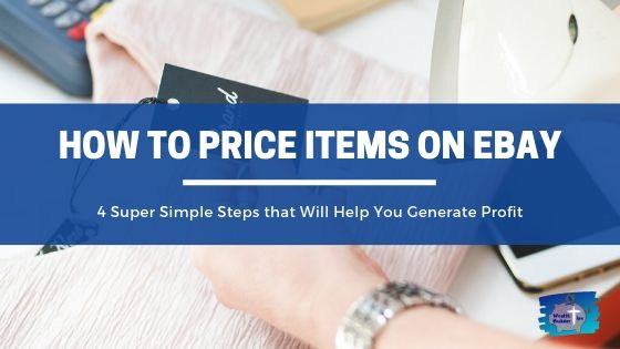 how to price items on ebay