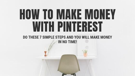 How Can You Make Money With Pinterest?