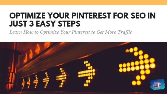 Optimize Your Pinterest for SEO