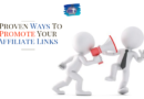 Ways to Promote Your Affiliate Links