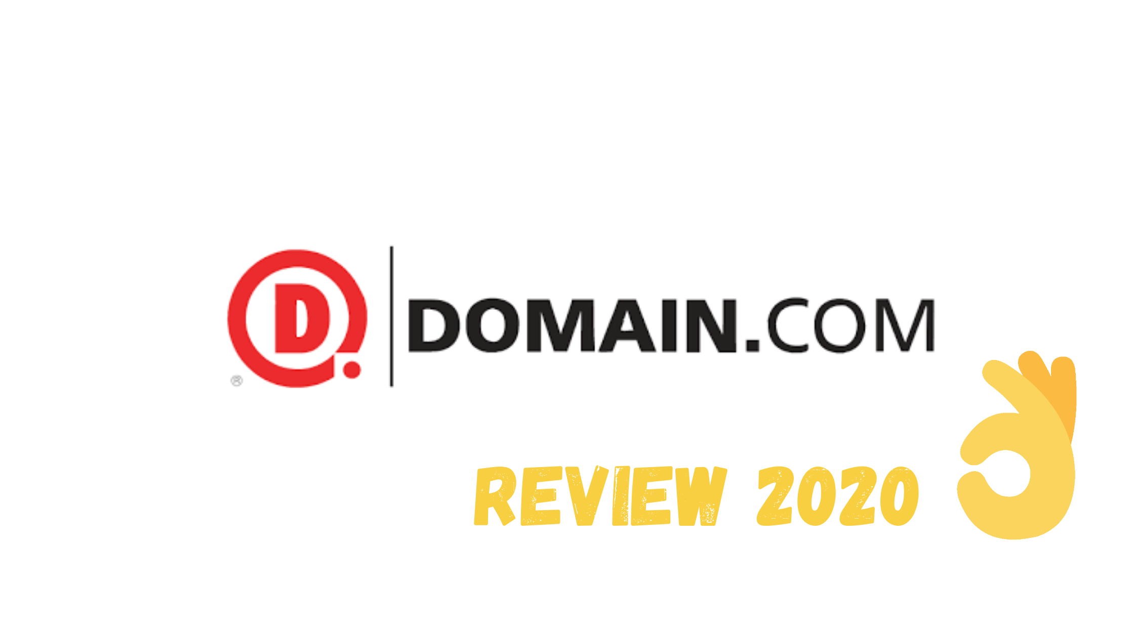Domain.com Review 2020