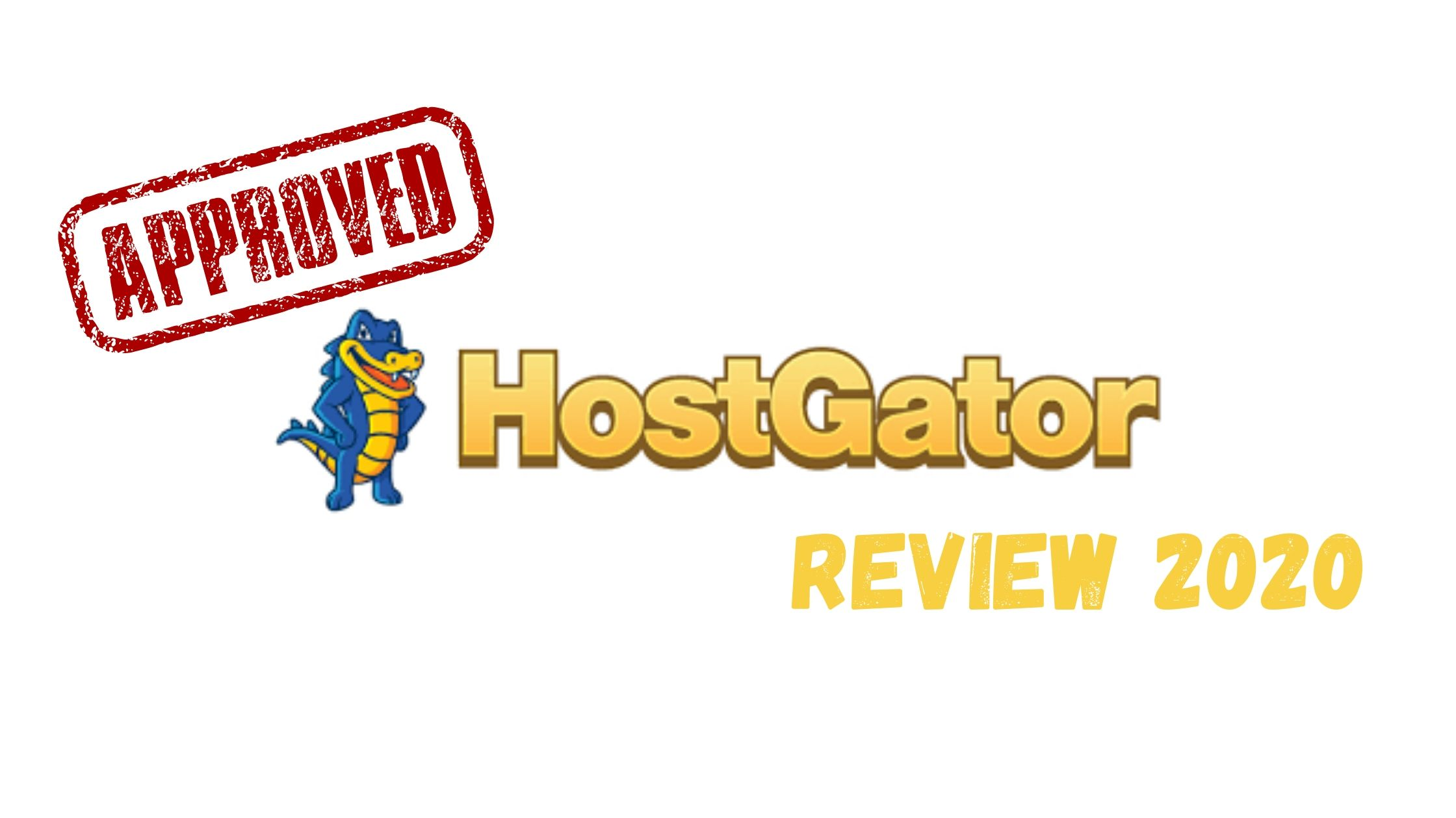 HostGator Review 2020