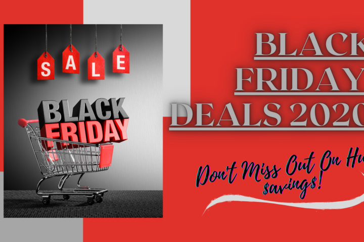Black Friday Deals 2020​